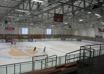 ice hocky rink